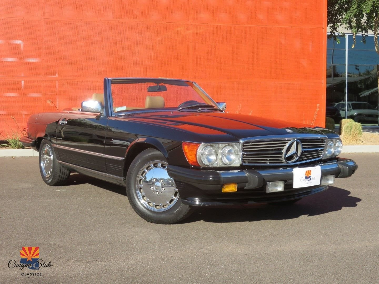1986 Mercedes-Benz 560 Series