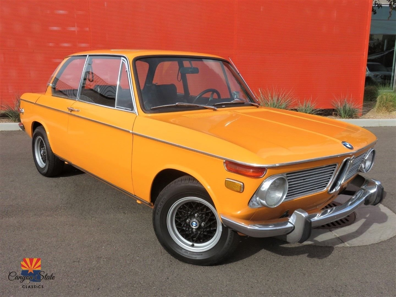 1970 Bmw 2002 Canyon State Classics