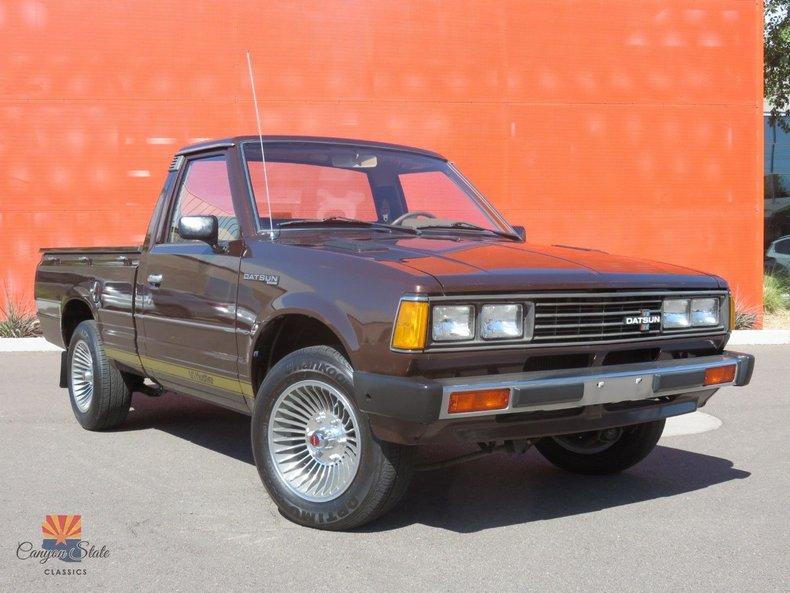 1982 Datsun 720 Pickup For Sale