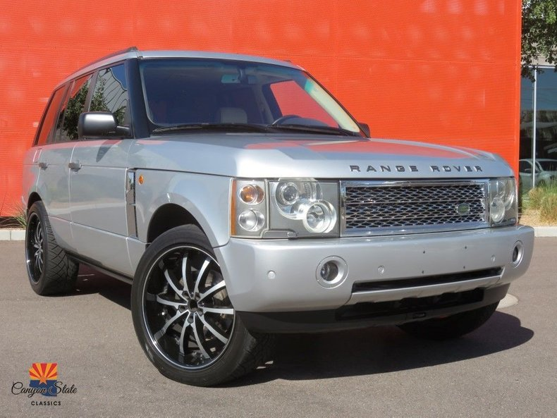 2003 Land Rover Range Rover For Sale