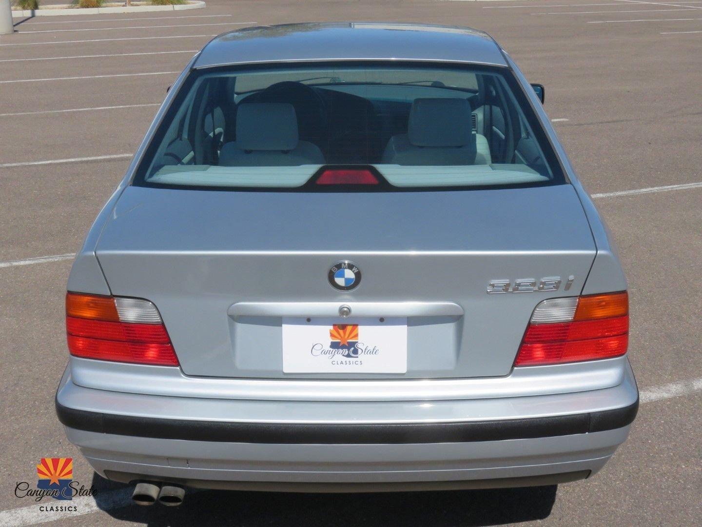 1997 BMW 3 Series 328i Sedan Sport Manual for sale #82353 | MCG