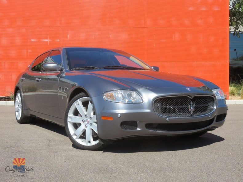 2007 Maserati Quattroporte For Sale