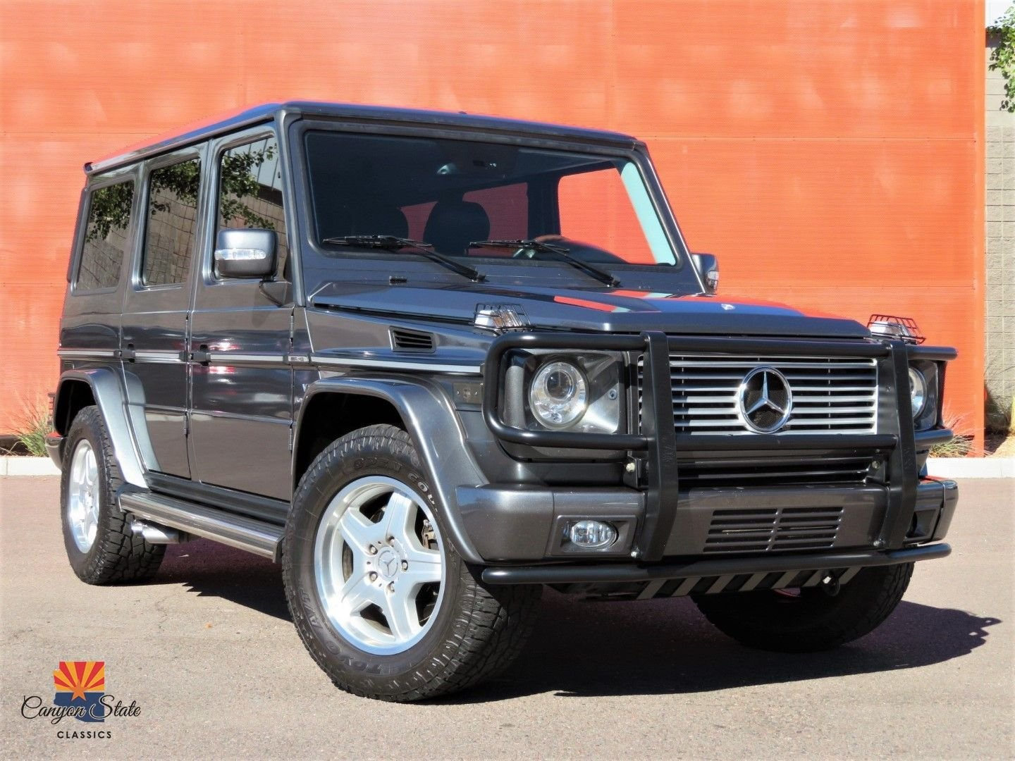 2005 Mercedes Benz G Class G55 Amg 4matic Supercharged For Sale