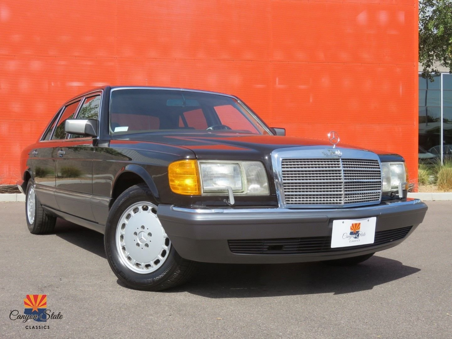 1991 Mercedes Benz 420sel Canyon State Classics