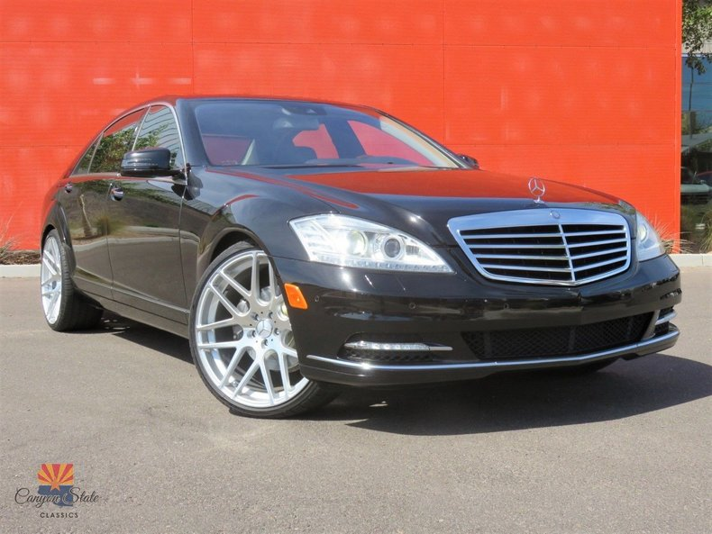 2010 Mercedes-Benz S-Class For Sale