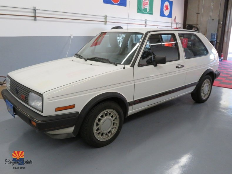 1987 Volkswagen GTI For Sale