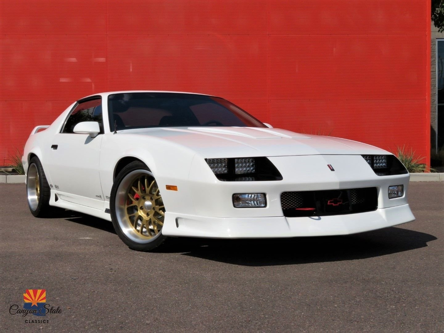 1991 chevrolet camaro canyon state classics 1991 chevrolet camaro canyon state