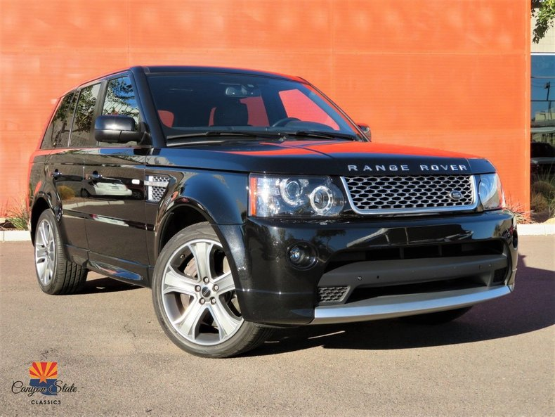 2012 Land Rover Range Rover Sport For Sale