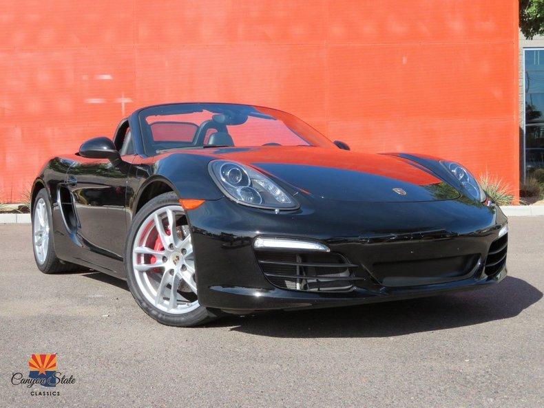 2013 Porsche Boxster S For Sale