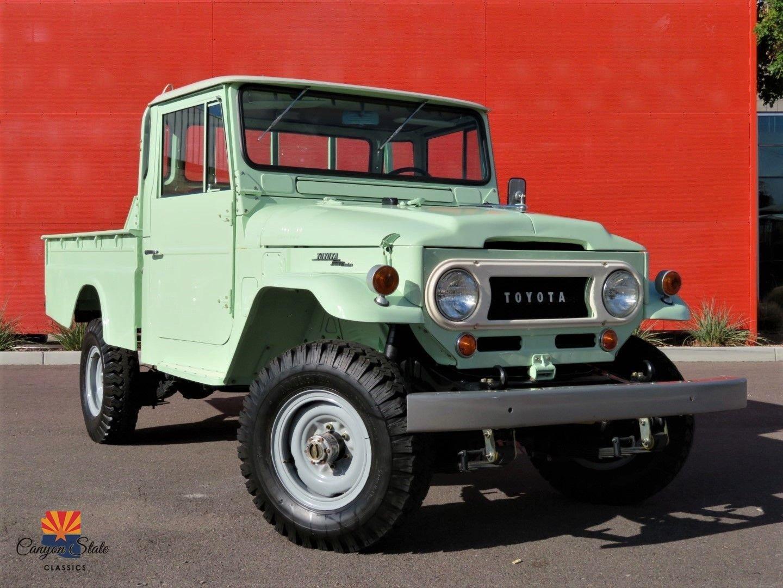 1966 Toyota FJ45