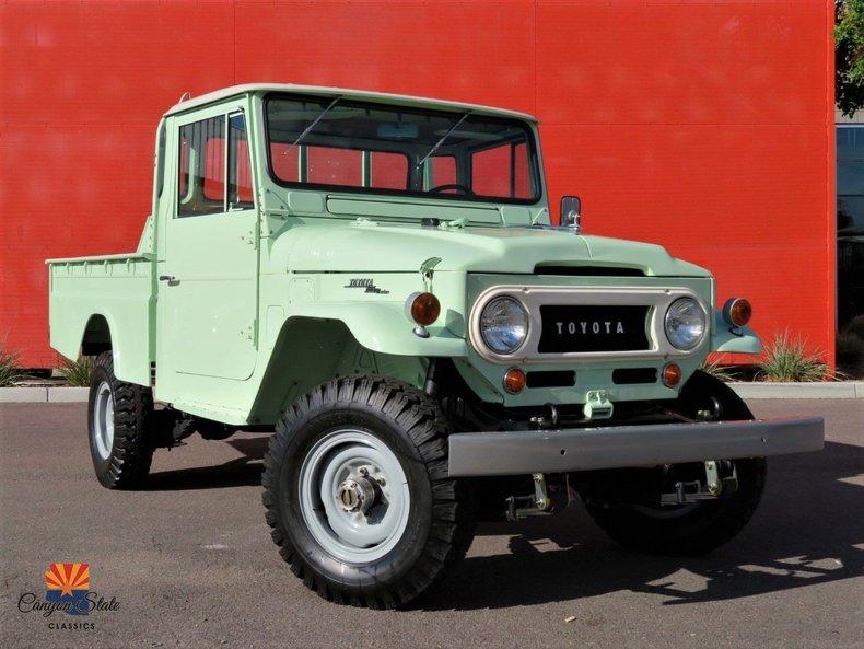 1966 Toyota FJ45 USA SPEC For Sale