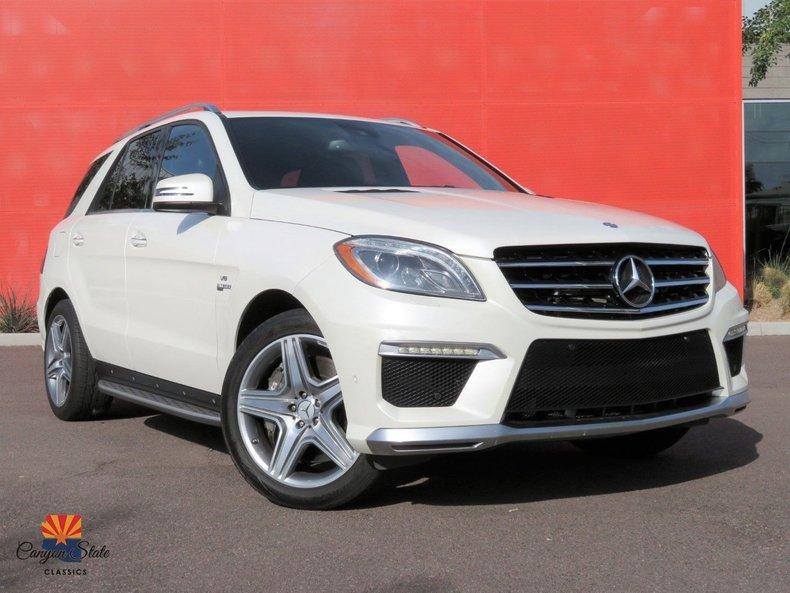 2013 Mercedes-Benz M-Class For Sale