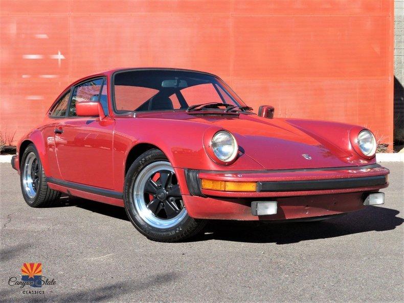 1982 Porsche 911 For Sale