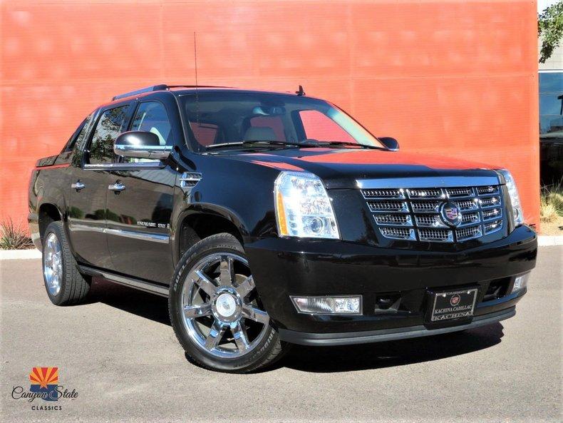 2007 Cadillac Escalade EXT For Sale