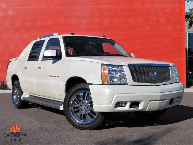 2005 Cadillac Escalade EXT For Sale