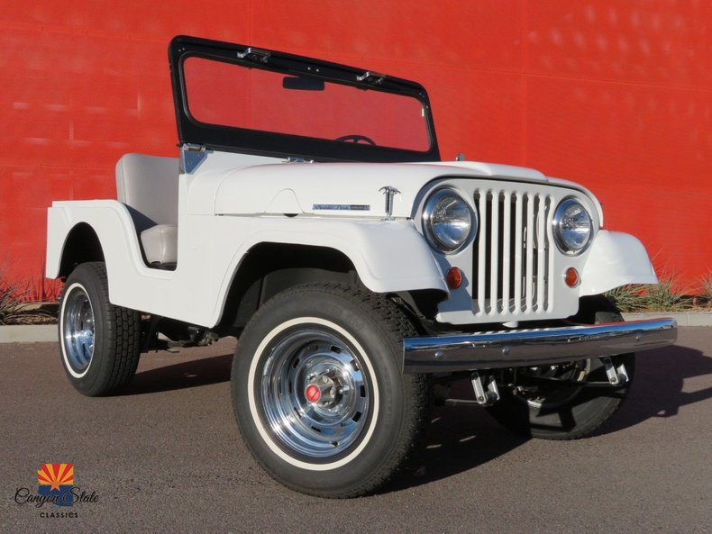 1965 Jeep CJ-5 For Sale