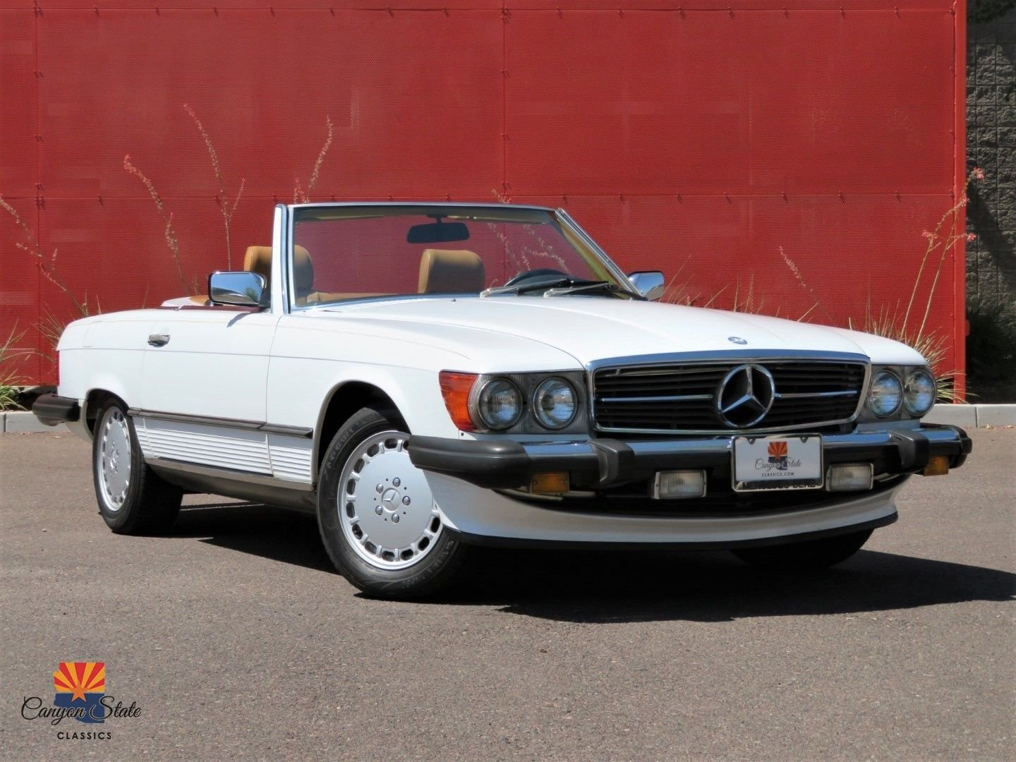 1989 Mercedes-Benz 560 Series