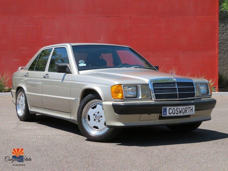 1986 Mercedes-Benz 190E For Sale
