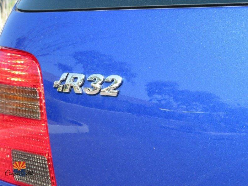 2004 Volkswagen R32 2dr HB 6-spd Manual for sale #111396