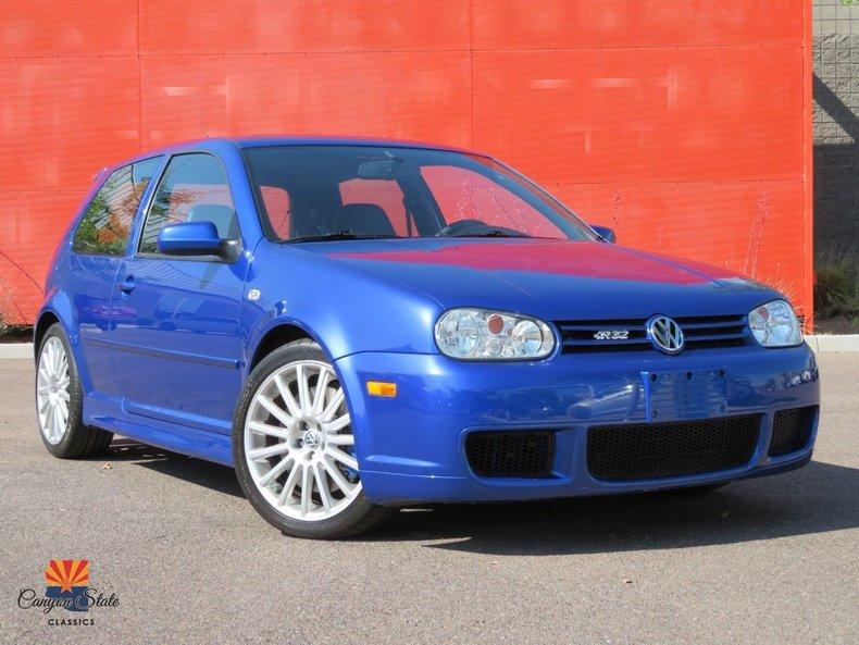 2004 Volkswagen R32 For Sale