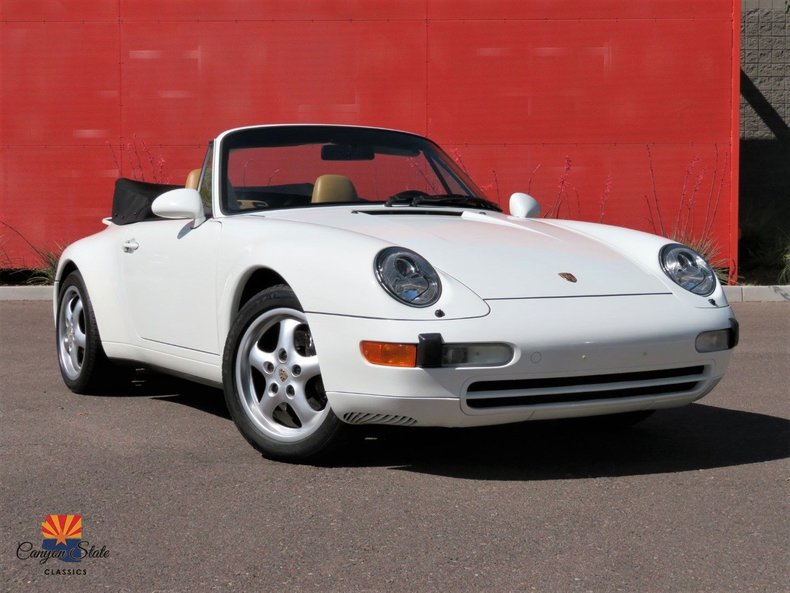 1995 Porsche 911 Carrera For Sale