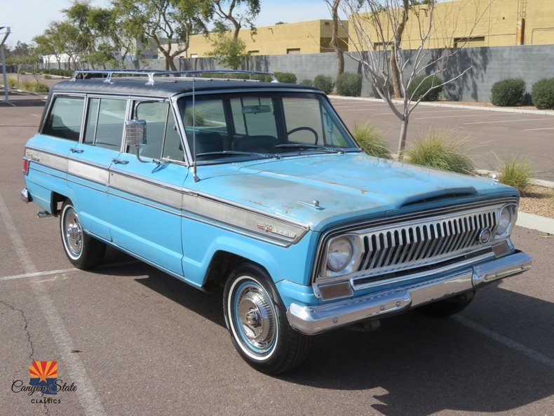 1966 Jeep Super Wagoneer For Sale