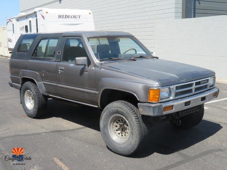 1987 Toyota 4Runner For Sale