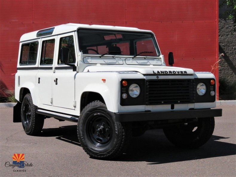 1986 Land Rover Defender For Sale