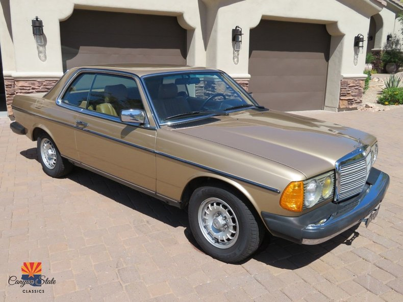 1985 Mercedes-Benz 300 Series For Sale