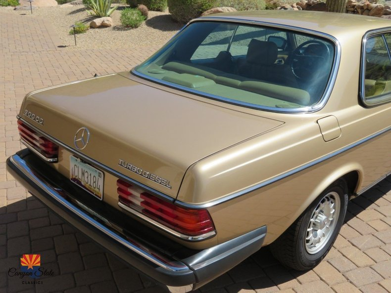 1985 Mercedes-Benz 300 Series 2dr Coupe 300CD-T for sale #166941