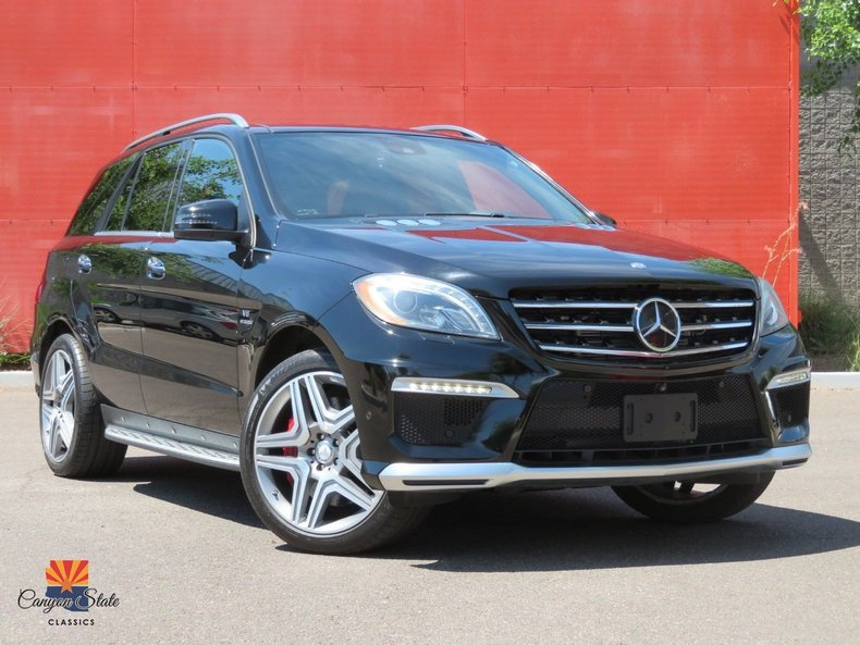 2014 Mercedes-Benz M-Class For Sale