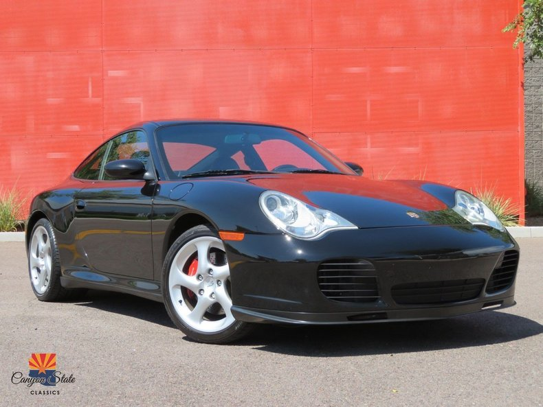 2002 Porsche 911 Carrera For Sale