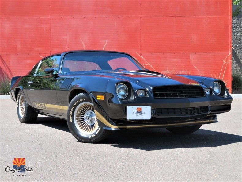 1979 Chevrolet Camaro For Sale
