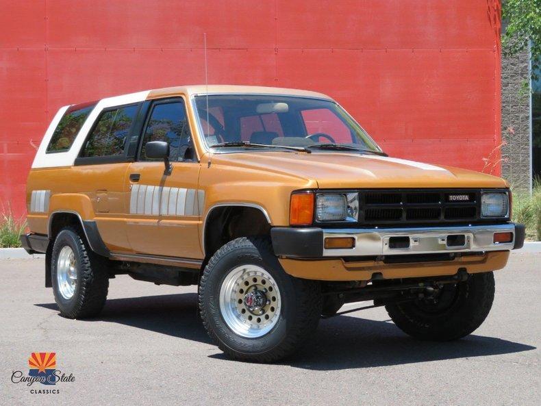 1984 Toyota 4runner For Sale