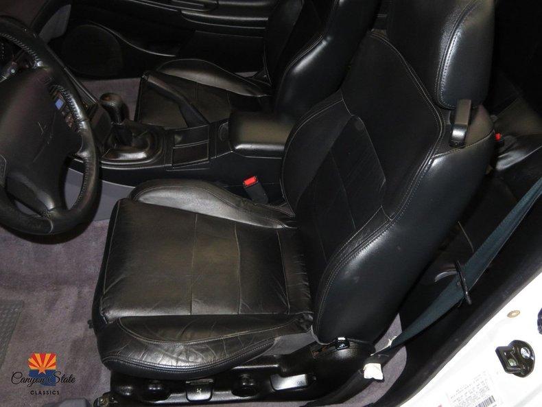 1999 Mitsubishi Eclipse 2dr Conv Spyder GS-T Turbo Manual