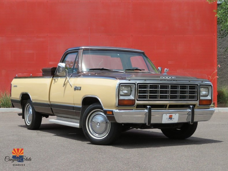 1981 Dodge D Series Pickup For Sale