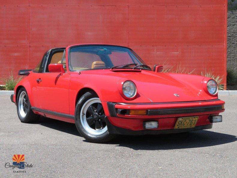 1979 Porsche 911 SC Targa For Sale