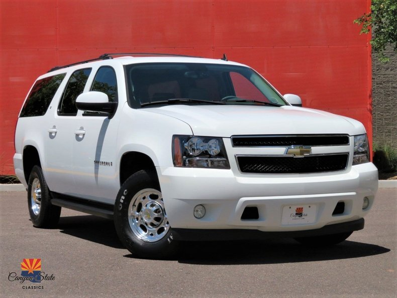 2008 Chevrolet Suburban For Sale
