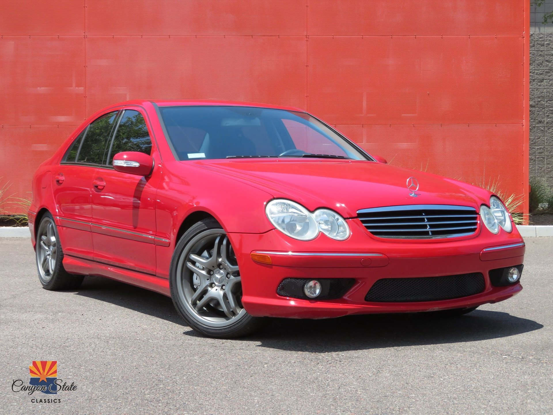 2006 Mercedes Benz C Class 4dr Amg Sdn 5 5l For Sale 170109 Motorious