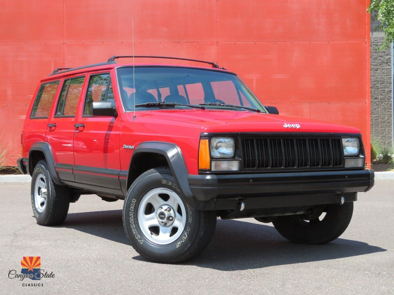 1996 Jeep Cherokee For Sale