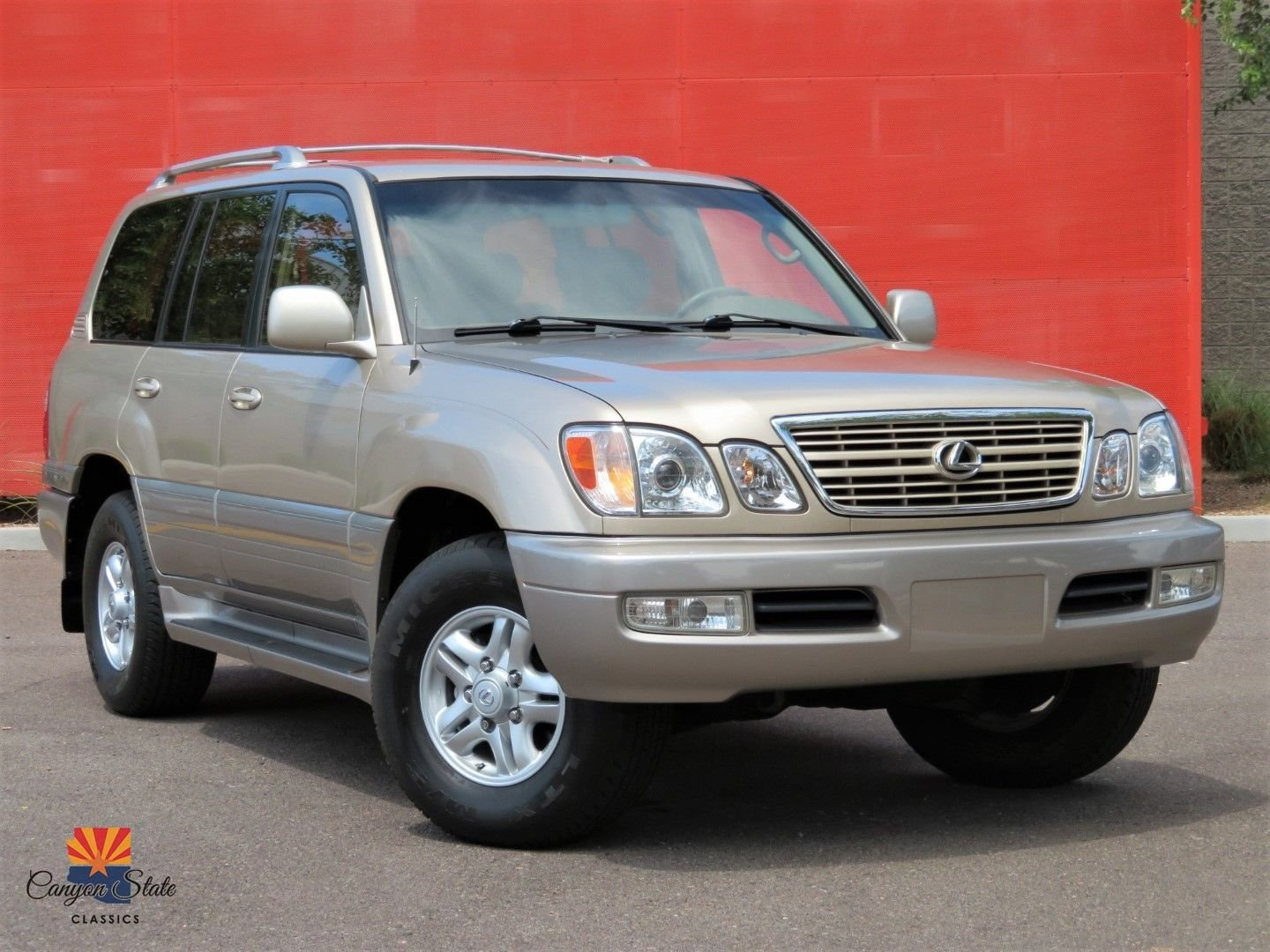 1999 lexus lx 470 luxury suv canyon state classics 1999 lexus lx 470 luxury suv canyon