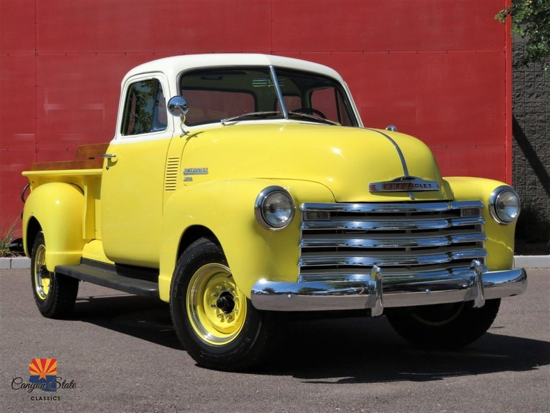 1952 Chevrolet 3600 For Sale