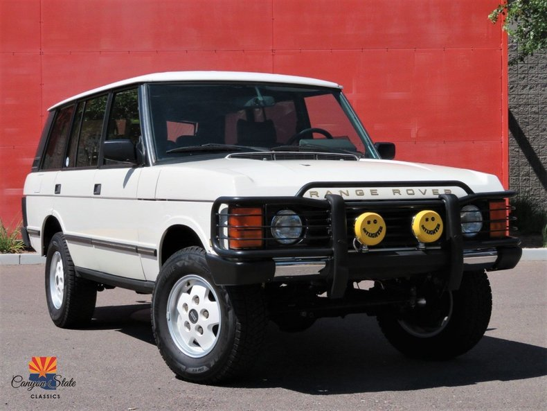 1993 Land Rover Range Rover For Sale