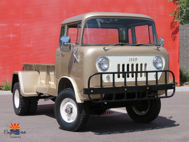 1960 Jeep FC170 DRW Forward Control