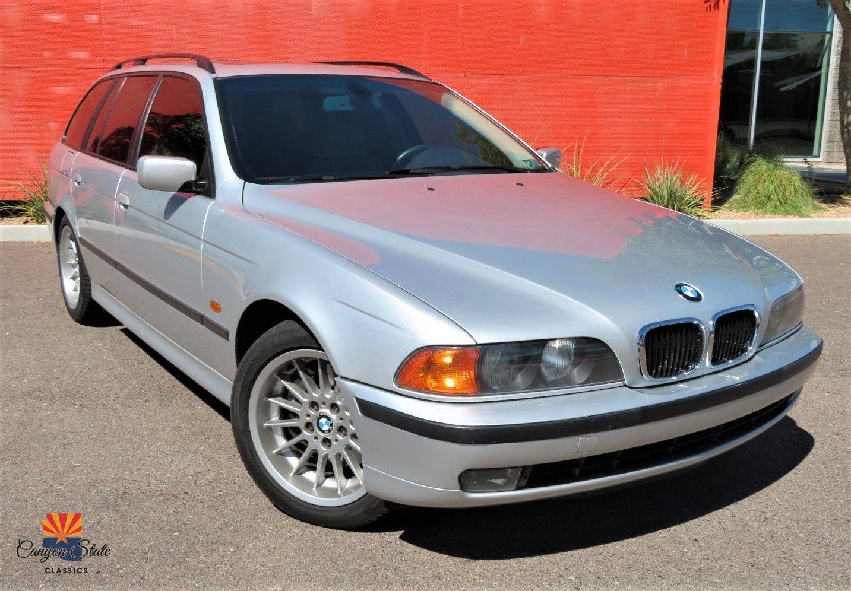 2000 BMW 540i Wagon