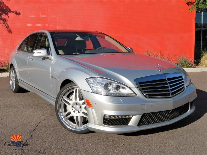 2011 Mercedes-Benz S-Class For Sale