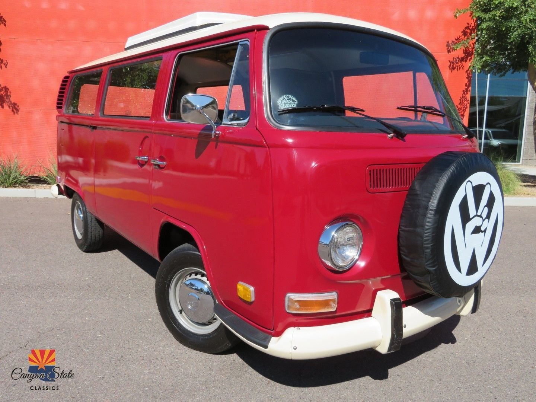1972 Volkswagen Camper