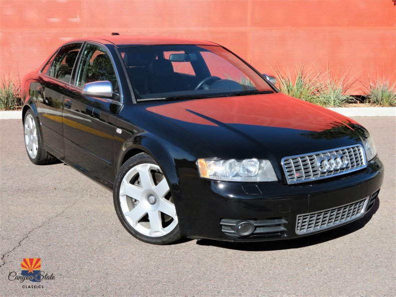 2004 Audi S4 For Sale