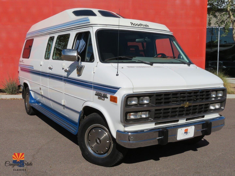 1993 Chevrolet Roadtrek 190 Versatile Camper Van