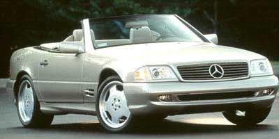 1997 Mercedes-Benz SL-Class 2dr Roadster 6.0L